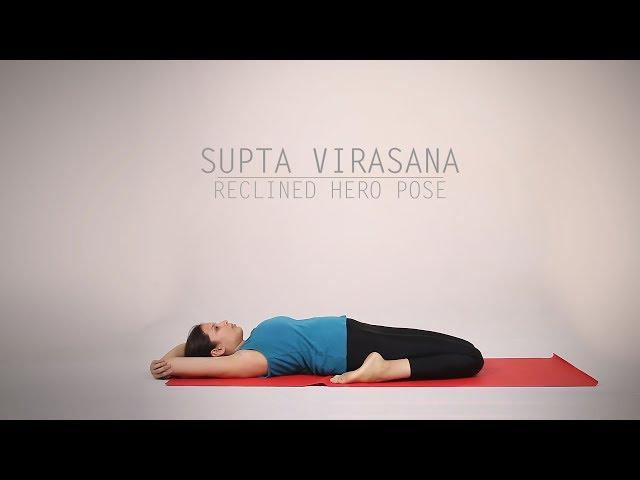 Here are the health benefits of Suptha Vajraasanam in Yoga-tnilive - telugu supta vajrasana in yoga news