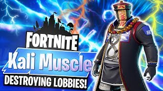 FORTNITE BATTLE ROYALE | *NEW SKIN* PARADOX | 730+ WINS