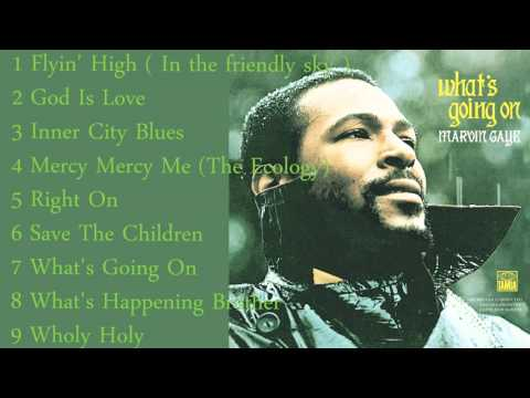 The Greatest Marvin Gaye - What's Going On