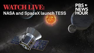 WATCH LIVE: NASA's TESS satellite launc...