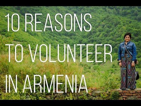 10 Reasons To Volunteer In Armenia