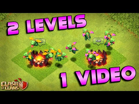 DANCE OF THE BABY DRAGON! Fix that Engineer   Clash of Clans from YouTube · Duration:  11 minutes 49 seconds