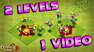DANCE OF THE BABY DRAGON!  Fix that Engineer | Clash of Clans