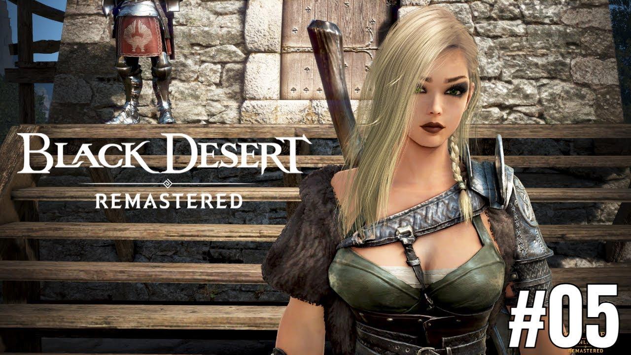 BDO Gardia: Hof Lynch #05 Black Desert Online Gameplay Deutsch