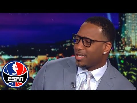 Tracy McGrady on Utah Jazz's win streak: 'They're not even in the playoffs' | NBA Countdown | ESPN