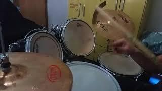 Bleeding Through - Papa Roach (Drum Cover)