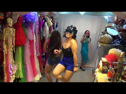 DESPACITO DANCE BY MY FRIENDS AT MY COSPLAY DANCE PARTY ,VIDEO 1-010