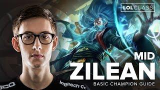 TSM Bjergsen Zilean Mid Preseason Guide   League of Legends