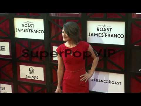 Maribeth Monroe at Comedy Central Roast Of James Franco o...