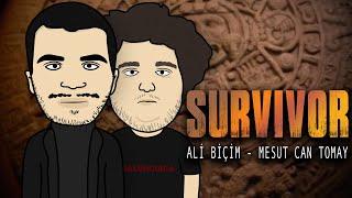 Survivor Ali Biçim - Mesut Can Tomay   Özcan Show