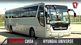 Hyundai Universe.