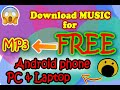 How to download MP3 Legit!!! 2021