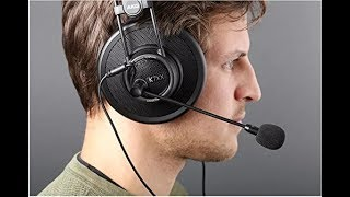 Best Attachable Noise Cancelling Boom Microphone ? [ModMic from Antlion Audio]