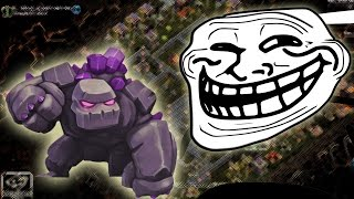DAS GOLEM PROBLEM || CLASH OF CLANS || Let