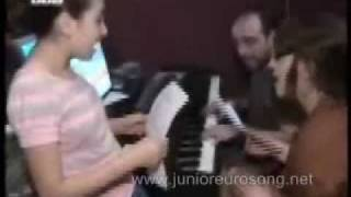 Georgia Junior Eurovision National Finalists Diary 1 part 2