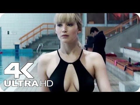 Red Sparrow All Clips, Trailers & Featurettes 4K UHD (2018)