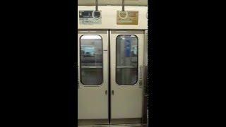 2016.03.19 大阪モノレール山田駅 臨時千里中央行き・1000系のドア開閉