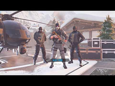 Rainbow 6 Siege - Chalet Realistic Disarm Bomb AKWc.Thermite [2160p]