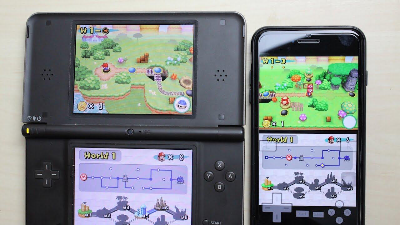 Nintendo DS Vs Nintendo DS Emulator (2017)!
