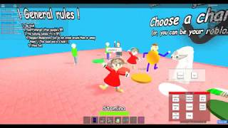 Roblox baldi's basics in education and learning rp 3d showcase