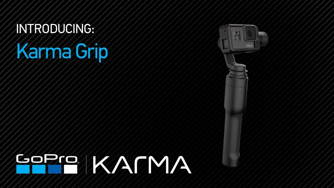 how to stop the karma grip charging the go pro