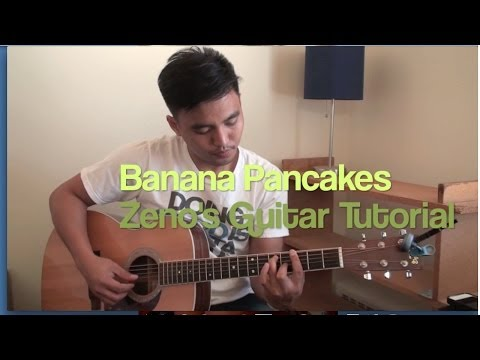 Banana Pancakes Tutorial (Jack Johnson)