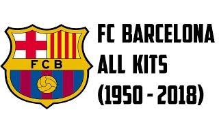 a2b02af76 FC Barcelona All Kits (1950 - 2018)
