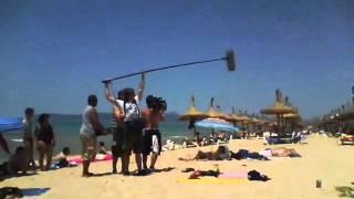 X-Diaries Dreh auf Mallorca