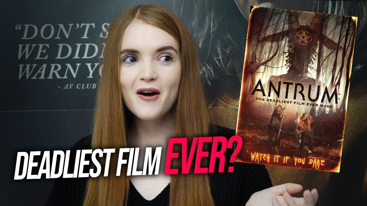 Download Antrum: The Deadliest Film Ever Made (2019) SPOILER FREE Movie Review   Spookyastronauts