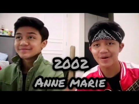 Download Arash Buana dan Arish Buana | Cover Anne Marie 2002 Mp4 baru