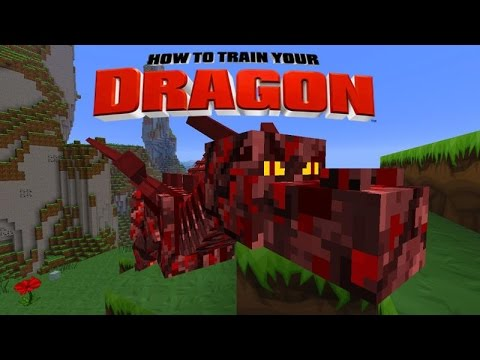 minecraft how to train your dragon episode 3