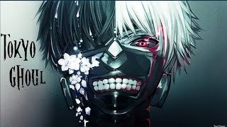 Tokyo ghoul review (english)/best horror anime 2069/anime review episode 1