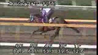 [調教] 08/05/07 エーシンフォワード 「NHKマイルカップ」前追い切り