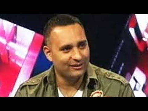 India Questions Russell Peters (Aired: November 2008)