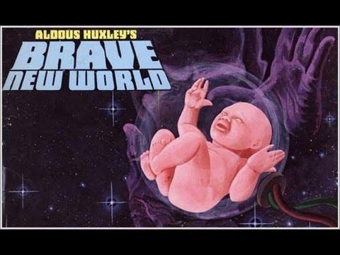 BRAVE NEW WORLD -- unesco, united nations, darwin, huxley, macro-evolution.