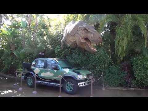 Full Tour Of Islands of Adventure Universal Studios Orlando Florida