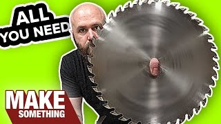 the only table saw blades youll ever need