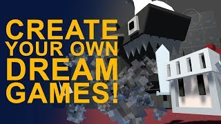 Create your Own Dream Game!