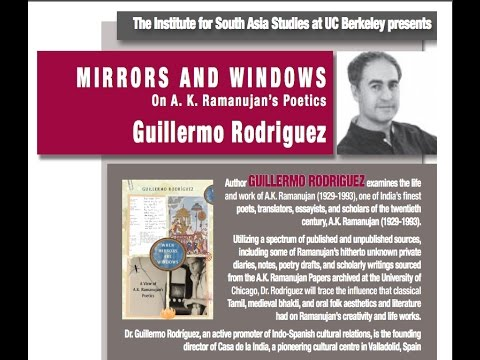 Mirrors and Windows - On A. K. Ramanujan's Poetics