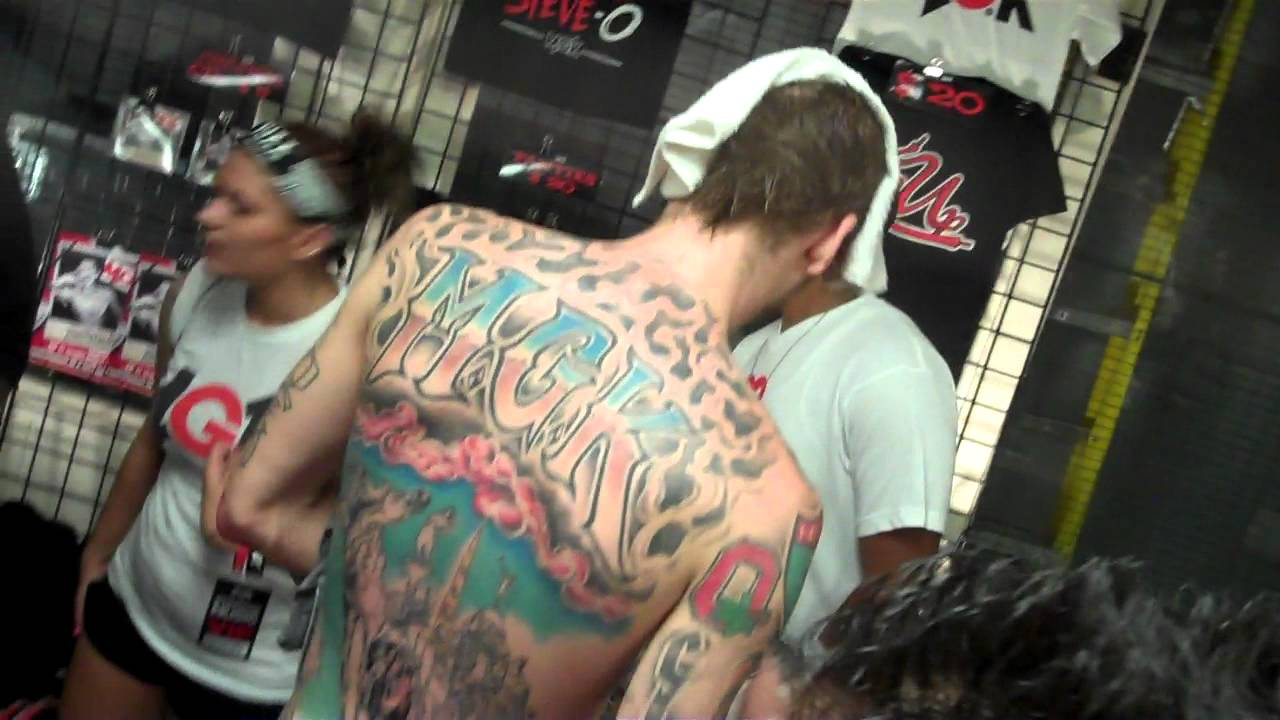 Mgk Tattoos 2012 Youtube
