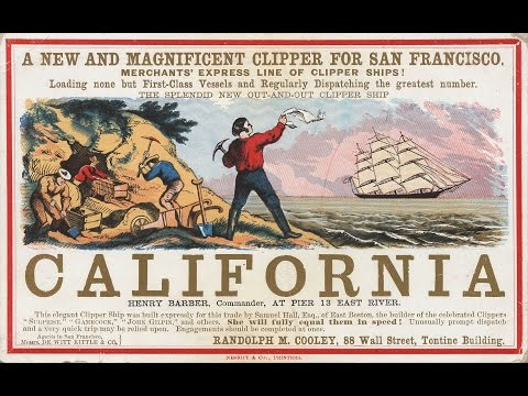 ASMR - History of the California Gold Rush