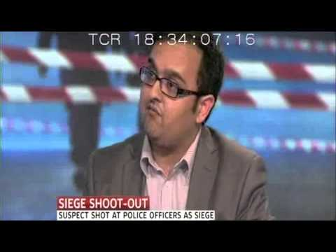 Hasan Afzal of StandforPeace on Sky News discussing Toulouse massacre