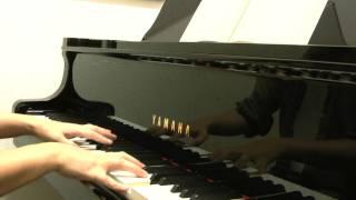 この曲は、2011/09/11にピアノ演奏会で弾いた曲です。 終盤の「タッタータタタ♪」の部分が好きなのですが、 あんまりうまくでてないかも(^_^;;