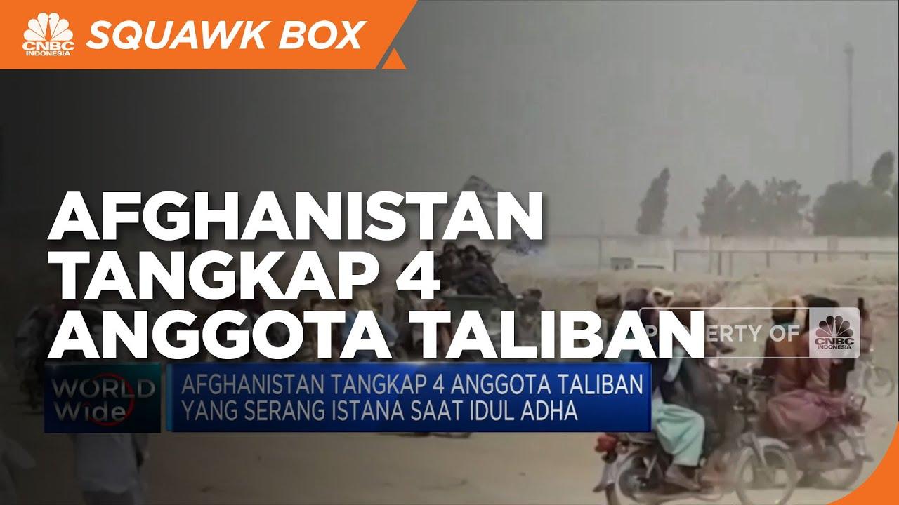 Download Afghanistan Tangkap 4 Anggota Taliban