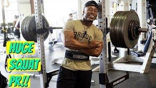 Huge Squat PR! | Raw Nationals Prep Ep. 11