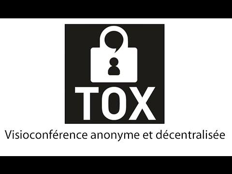 qTox - Visioconférence anonyme et décentralisée. Adieu Skype !