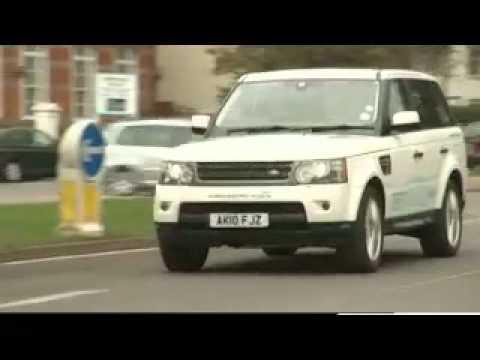 Land Rover Range_e plug-in hybrid debuts in Geneva