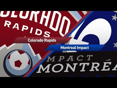 Highlights: Colorado Rapids vs. Montreal Impact | September 30, 2017