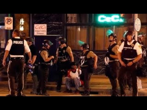 Over 80 arrested in third night of St. Louis protests