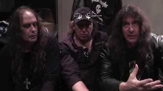 RAVEN talk to MetalTalk about Rock Until You Drop DVD